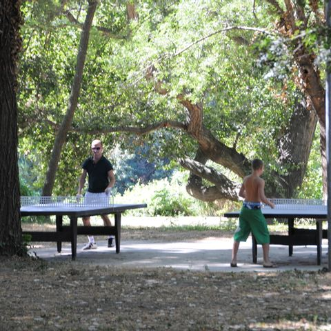 Camping Bellerive - Camping Gard