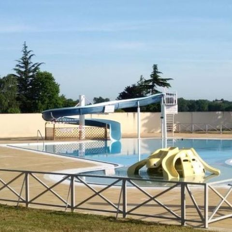Camping Le Sorlut - Camping Charente-Maritime