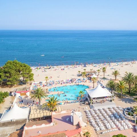 Camping Marina d'Erba Rossa - Camping Corse du nord