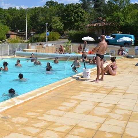 Camping Domaine Le Quercy - Camping Lot