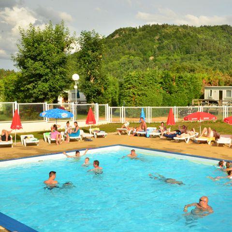 Camping de L'Europe - Camping Paradis - Camping Puy-de-Dome