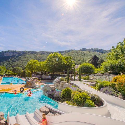 Camping RCN Val de Cantobre - Camping Aveyron