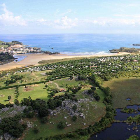 Camping Playa Joyel - Camping Cantabria