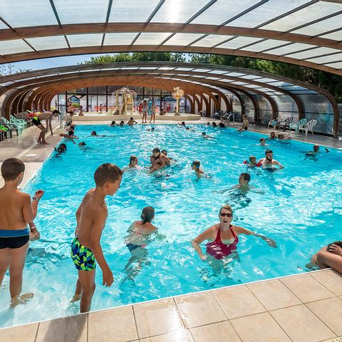 Camping Oléron Loisirs   - Camping Charente-Marítimo