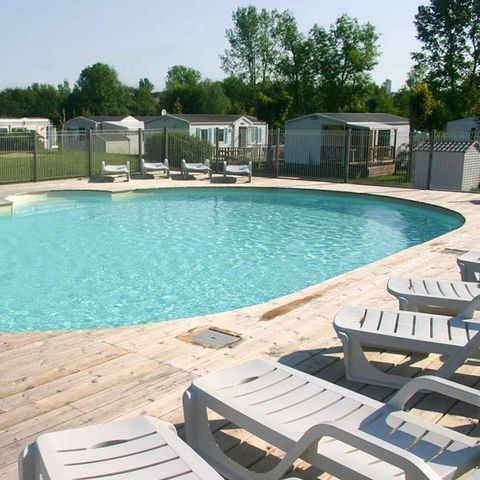 Camping Val de Boutonne - Camping Charente-Maritime
