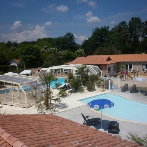 Camping Le Paradis - Camping Gironde