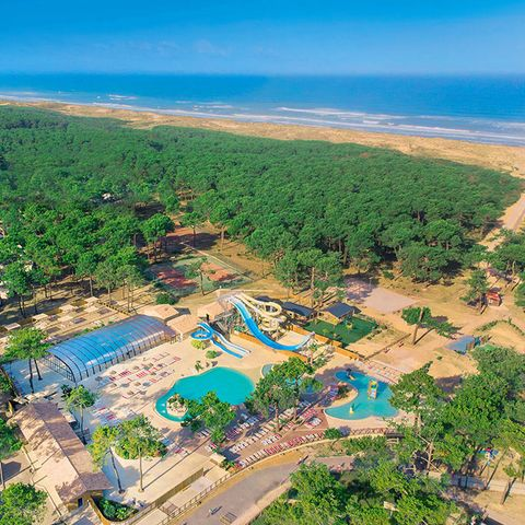 Camping Atlantic Club Montalivet - Camping Gironda
