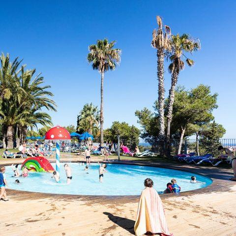 Camping Vilanova Park - Camping Barcelone