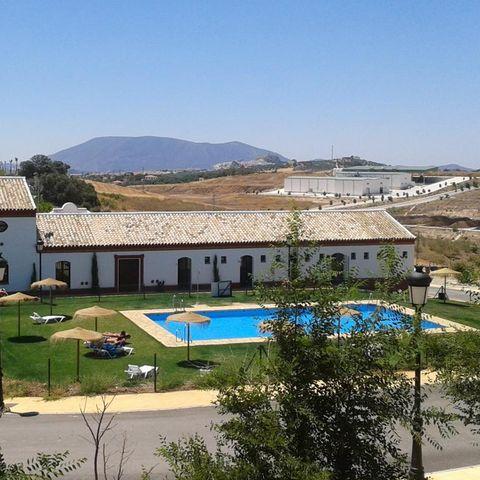 Camping Pueblo Blanco - Camping Cádiz