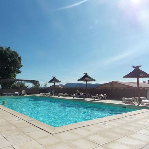 Camping Les Oliviers  - Camping Alpes-de-Haute-Provence