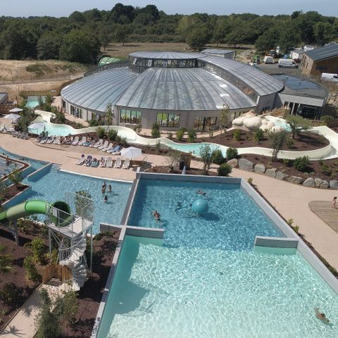 Camping Le Domaine d'Inly - Camping Morbihan