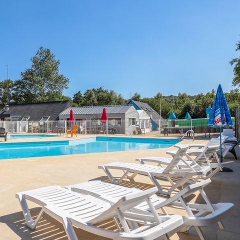 Camping Baie de Terenez - Camping Finistere