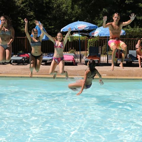 Camping Les Mijeannes - Camping Ariege