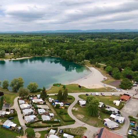 Camping du Staedly - Camping Bas-Rhin