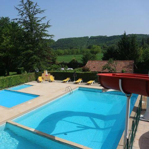 Camping Le Ceou - Camping Dordogne