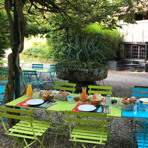 Moulin de Chaules - Camping Sites et Paysages - Camping Cantal
