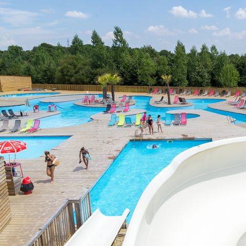 Camping La Fresnerie  - Camping