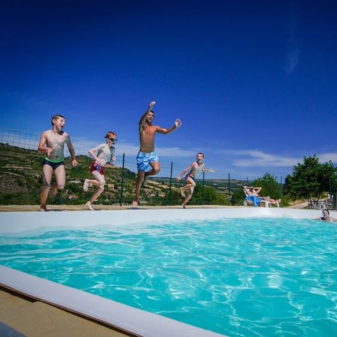 Camping Val Saint Georges - Camping Aveyron