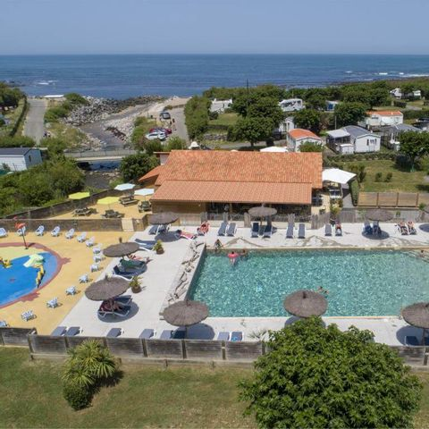 Camping L' International Erromardie - Camping