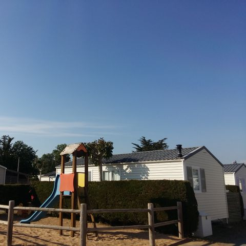 Camping Le Rivage - Camping Vendée
