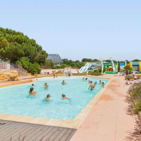 Camping Le Carbonnier   - Camping Dordogne