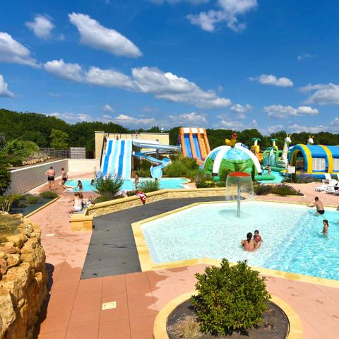 Camping Le Carbonnier   - Camping