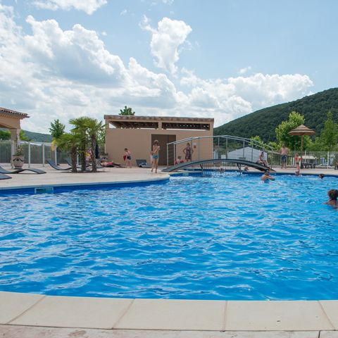 Camping Le Sous Bois  - Camping Ardeche