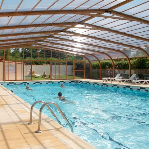 Flower Camping L'Abri Côtier - Camping Charente-Maritime