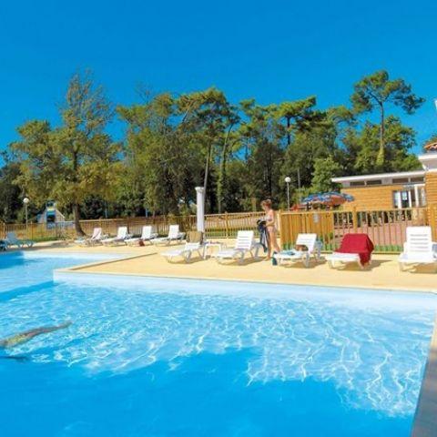 Domaine Résidentiel de Plein Air Monplaisir - Camping Charente-Maritime