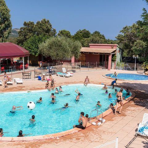 Camping Acqua E Sole - Camping Corse
