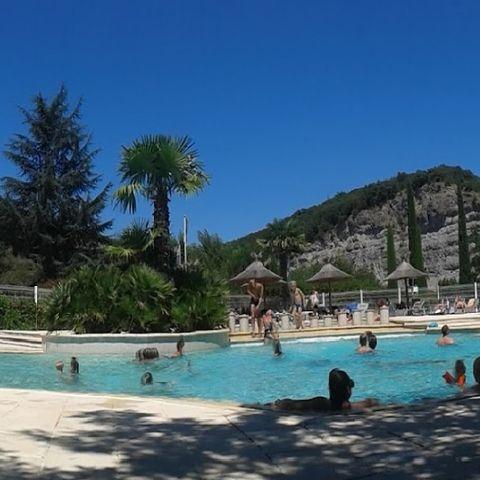 Camping Le Riviera - Camping Ardeche