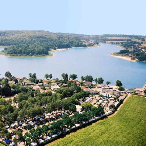 Camping Club Lac de Bouzey - Camping Vosges