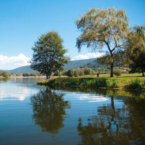 Camping du Lac de Moselotte - Camping Vosgi