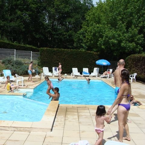Village de Vacances Les Chalets de la Gazonne - Camping Aveyron