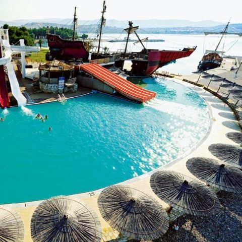 Camping Solaris Beach Resort - Camping Dalmatie du nord