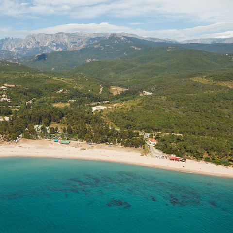 Camping Des Nacres - Camping Corse