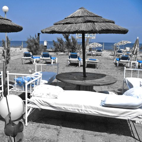 Camping Europa Beach - Camping Corse
