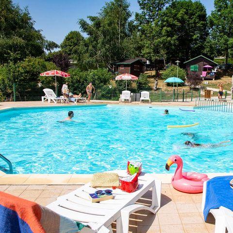 Camping Les Aurandeix - Camping Puy-de-Dome
