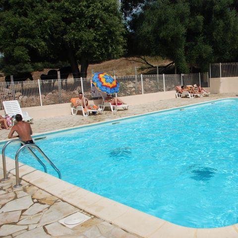 Camping U Sommalu - Camping Corse du sud