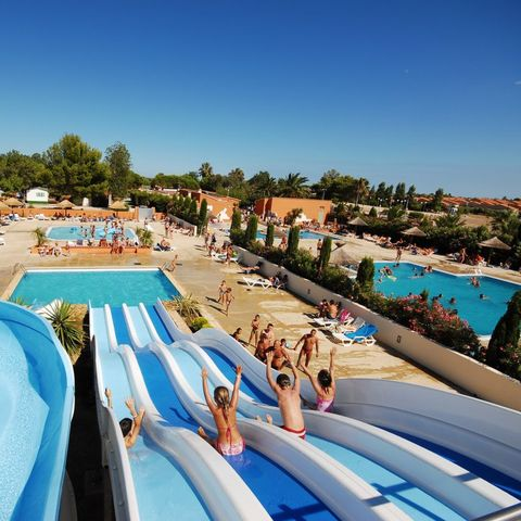 Camping Les Tropiques - Camping Pyrenees-Orientales