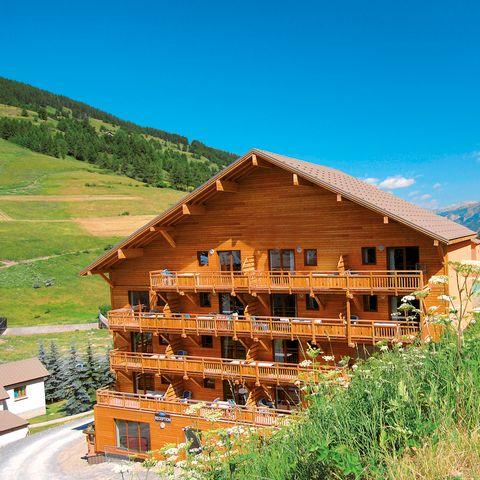 Résidence Pra Sainte Marie - Camping Hautes-Alpes
