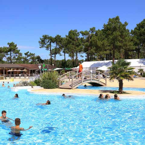 Camping Medoc Plage  - Camping