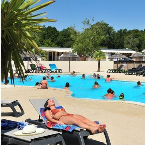 Camping Tastesoule - Camping Gironde