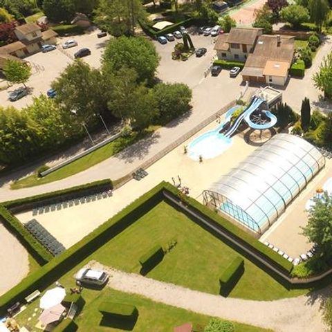 Camping Le Bontemps - Camping Isere
