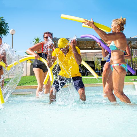 Camping Le Roucan West - Camping Herault