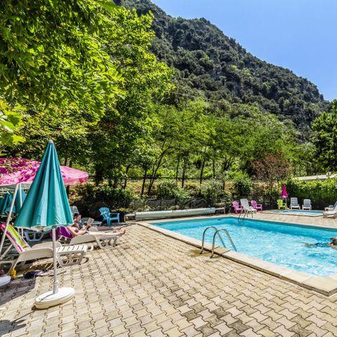 Camping Mas de Lastourg - Camping Pyrenees-Orientales