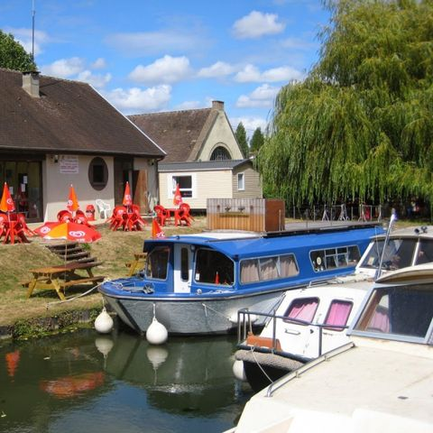 Camping Le Saucil - Camping Yonne