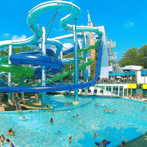 Camping Duinrell - Camping