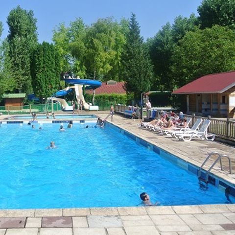 Camping Le Val d'Amour - Camping Jura