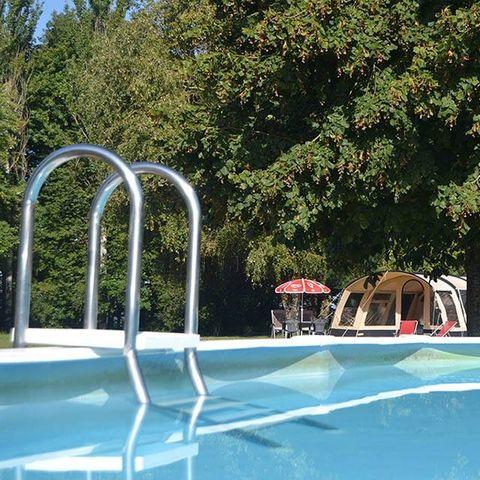 Camping Dun Le Palestel - Camping Creuse